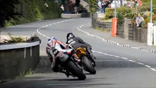 Isle of Man TT 2019 - Highlights and Best Moments - Raw Sound
