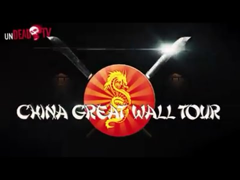 Dead Trigger 2. China Great Wall Tour 35K+ Ultra High Graphics!