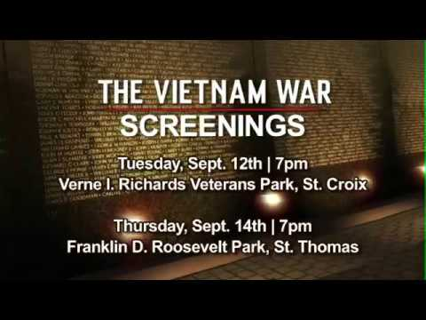 WTJX Vietnam War Screening