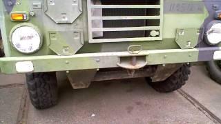 VOLVO TGB 11 + 13 , army truck , the ,,unimog