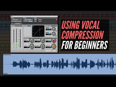 Using Compression On Vocals For Beginners – RecordingRevolution.com
