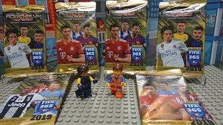 POJEDYNEK EMMET VS REX PANINI FIFA 365 2019 THE LEGO MOVIE 2 BAJKA DLA DZIECI