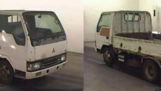 1991 MITSUBISHI CANTER TRUCK  FE305B(, 2016-01-17T19:34:55.000Z)