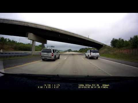 "North Carolina State Highway Patrol ""SHP-536"" Speeding"