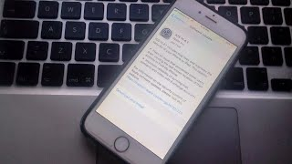 Gambar cover iPhone Software Update without wifi using Mobile Data | Apple tips