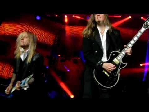 "TSO [HD] Dec. 26, 2011: 22 - ""Siberian Sleigh Ride / Wizards in Winter"" Albany, NY 8 pm Front Row"