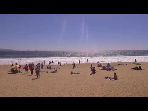 Playas De Concón Y Reñaca