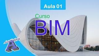 Curso BIM – Aulas de Revit – Aula 01/64 – Instalação do Software – Autocriativo