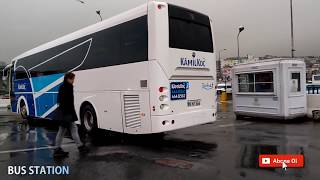 TURKEY BUS STATION