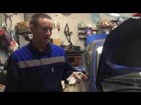 замена масла на Volkswagen Polo Sedan 1.6 Mpi (cwva) своими руками