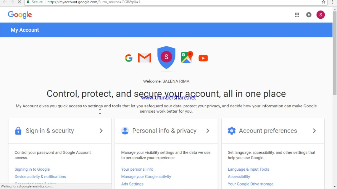 Verify gmail without phone number   verified with recovery