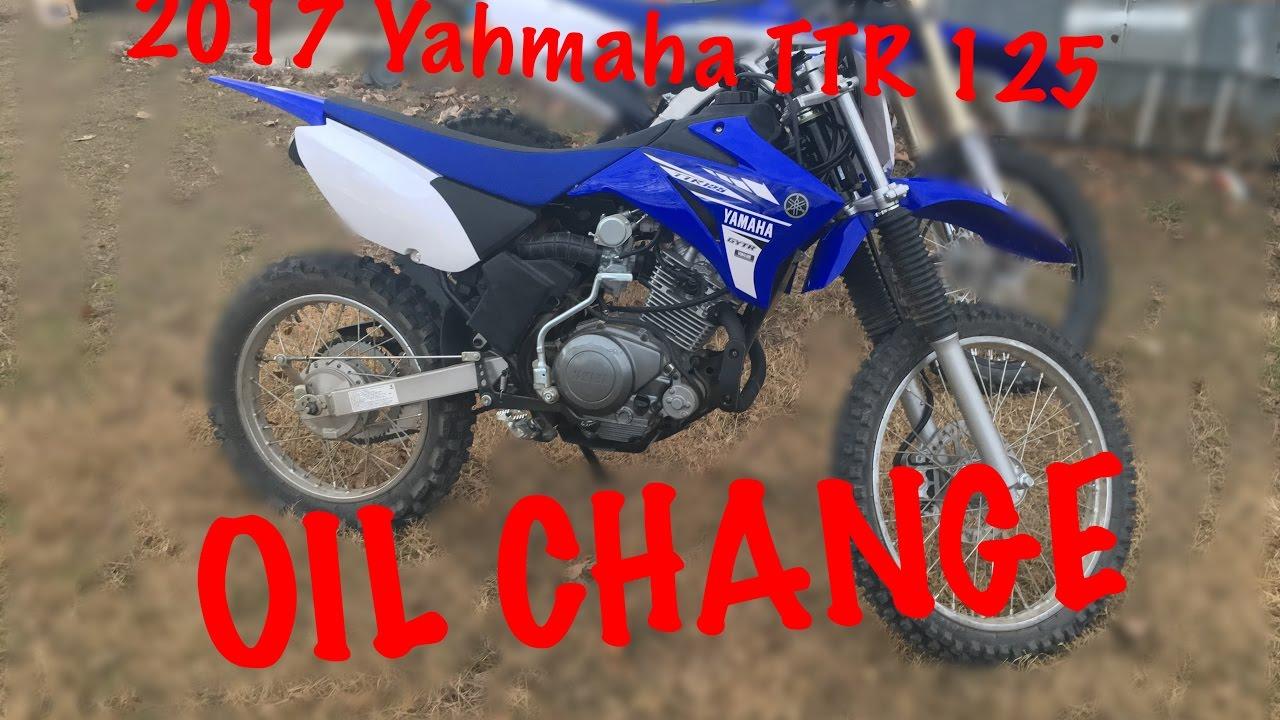 yamaha ttr 125 service manual