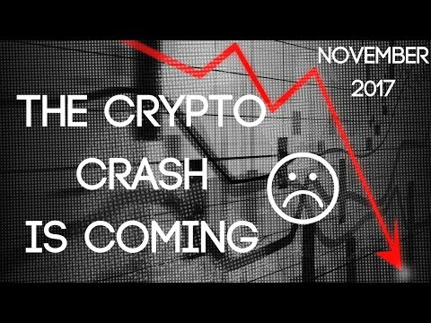 The Crypto Crash Is Coming...