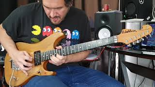 Extreme - Get The Funk Out (GTR Solo)