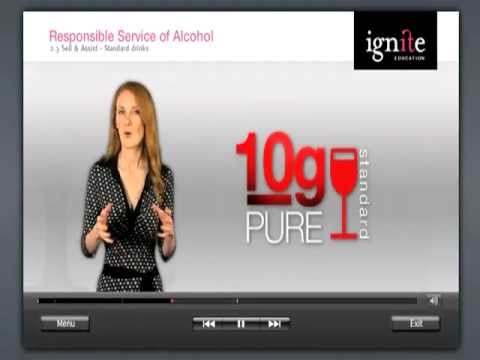 Cheap $50 Online RSA Responsible Service of Alcohol Training Course QLD Queensland