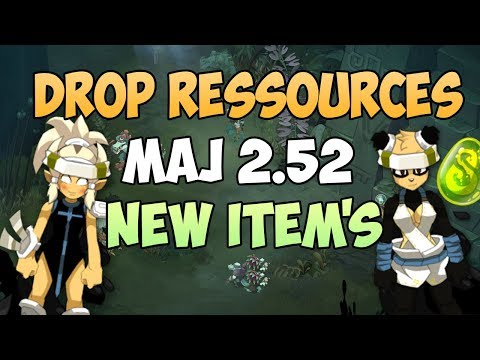 LIVE - DOFUS - ON DROPE LES NEW RESSOURCES POUR CRAFT LA NEW PANOPLIE AIR/TERRE CHEAT ! VIENS ! :D