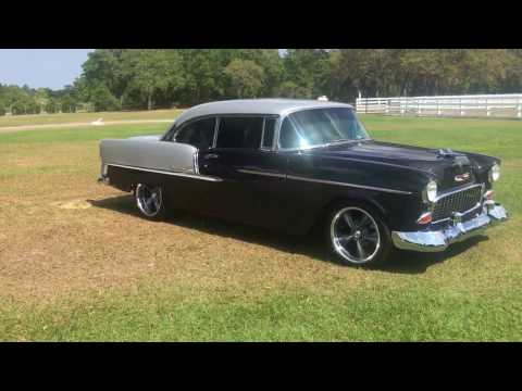 1955 Chevy 150 210 Belair Hard Top For Sale or Trade 321 663 6608