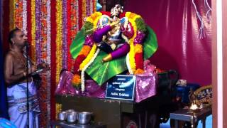 Mantra Pushpam Vaikanasa SSPT Sri Srinivasa Perumal Temple