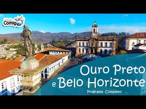 OURO PRETO E BELO HORIZONTE | PROGRAMA VIAJE COMIGO