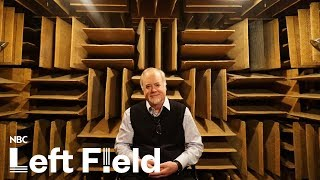 Seeking Stillness: One of the Quietest Rooms in the World | NBC Left Field