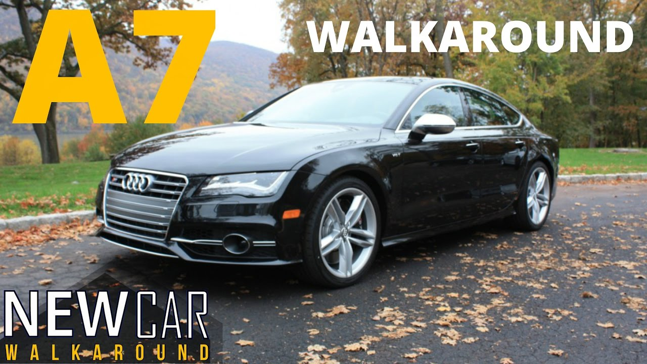 2016 Audi A7 3 0t Supercharged Walkaround In Depth Detailed Exterior Interior Trunk