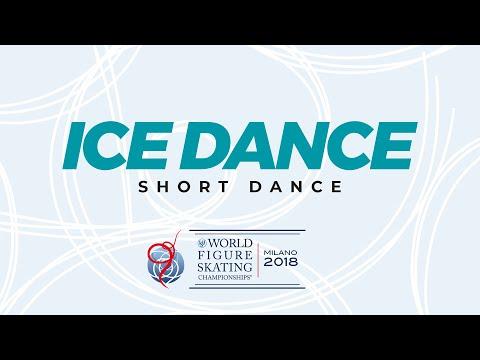 Ice Dance Short Dance | 2018 ISU World Figure Skating Championships Milan ITA | #WorldFigure