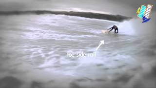 The Chillhouse - How to surf - 7. Bottom and top turns