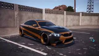 BMW M4 GT DrfitKing! - NEED FOR SPEED PAYBACK Part BMW Drift Tuning