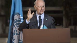 خلافات تعصف بمحادثات #جنيف5 حول #سوريا
