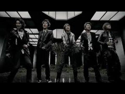 嵐 【Monster】 歌詞のみ - YouTube