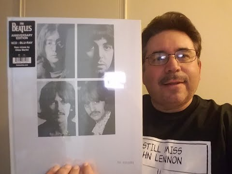 THE BEATLES WHITE ALBUM: 50th ANNIVERSARY 6 CD BOX Mp3