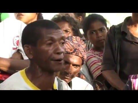 Lagu Daerah Oras Loron Malirin  yang berasal dari Timor, Nusa Tenggara Timur