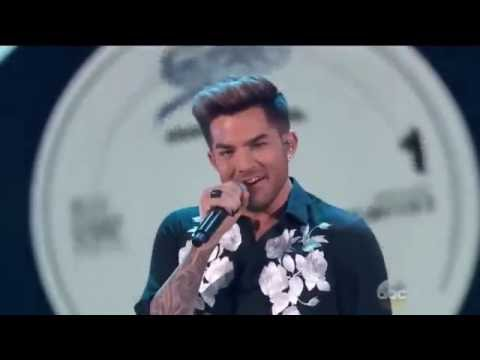 "Adam Lambert - ""Faith"" (George Michael) - Greatest Hits - Live Finale on August 4th 2016"