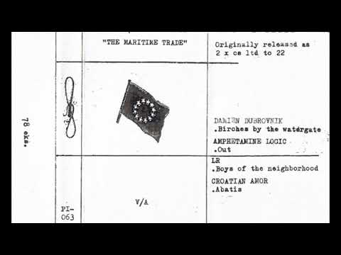 Various ‎– The Maritime Trade (Full Album)