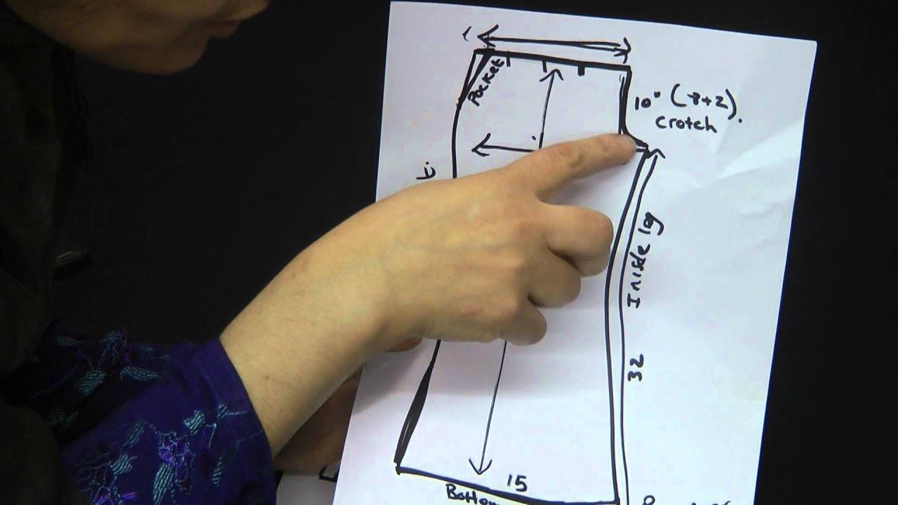 Pallazzo Pants Explanation Youtube