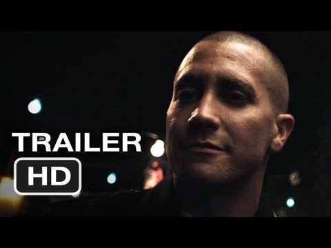 End Of Watch Official Trailer #1 (2012) Jake Gyllenhaal Movie HD