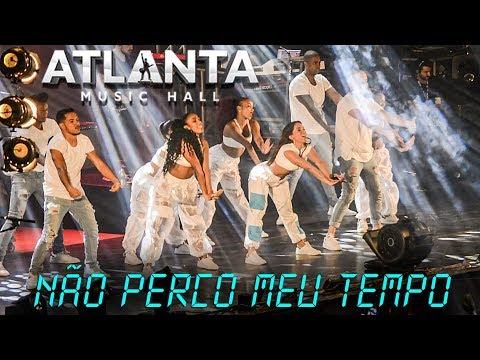 Anitta NÃO PERCO MEU TEMPO ao vivo no Atlanta  Hall em Goiânia 09122018