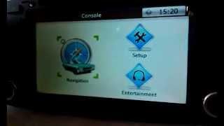 Штатное головное устройство Volkswagen TOUAREG 2005-2010. T5 2002-2011 Navi-di(Цифровой экран высокого разрешения (800*480), мульти тач. Поддержка камеры заднего вида. Отображение штатных..., 2013-08-22T05:23:01.000Z)