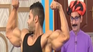 Salman Ahmed in Sawa Teen Comedy Show