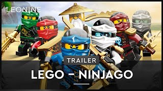 LEGO - Ninjago - Staffel 2 (DVD) - Trailer (deutsch/german)