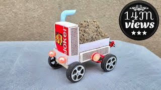 Baixar How to Make a Electric Toy Car Truck at Home  Matchbox Mini Car