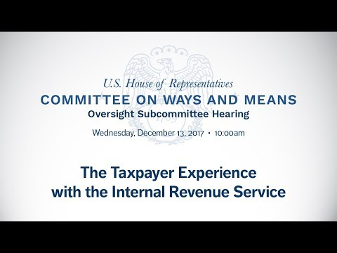 The Taxpayer Experience with the Internal Revenue Service