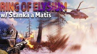 SQUAD Fighty w/ Stanka a Matis | Ring Of Elysium