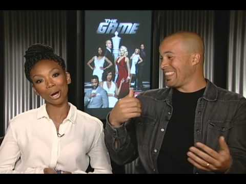 Brandy  Coby Bell (The Game) on Sidewalks Entertainment