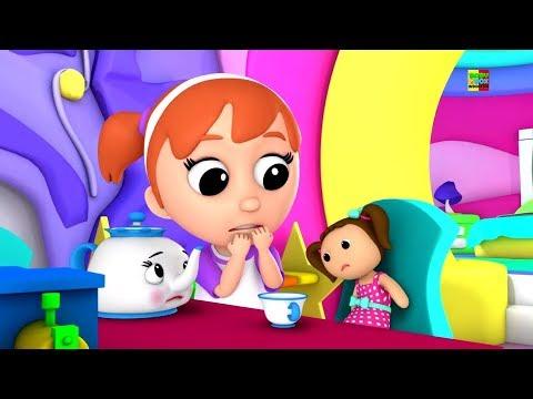 rindu polly memiliki sebuah boneka   sajak pembibitan   3D Children Rhymes   Miss Polly Had a Dolly