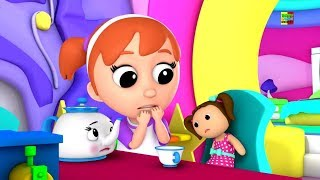 rindu polly memiliki sebuah boneka | sajak pembibitan | 3D Children Rhymes | Miss Polly Had a Dolly