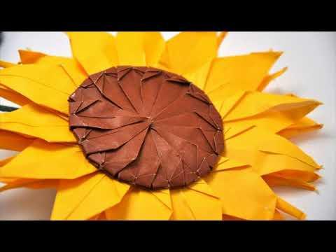 Sunflowers Paper Carnation