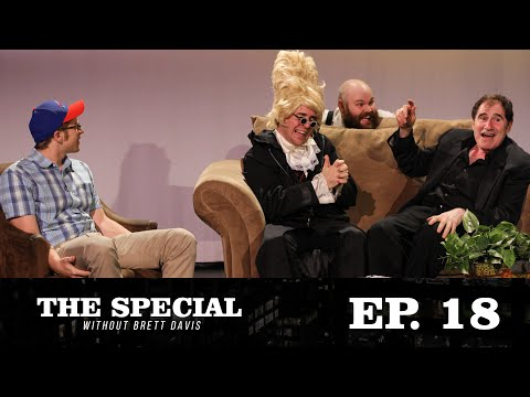 "The Special without Brett Davis Ep. 18: ""Drac"" with Richard Kind, Joe Pera & Fern Mayo"