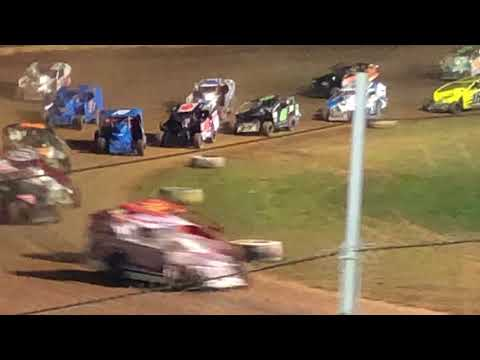 rush modified feature 8-24-19 sharon speedway