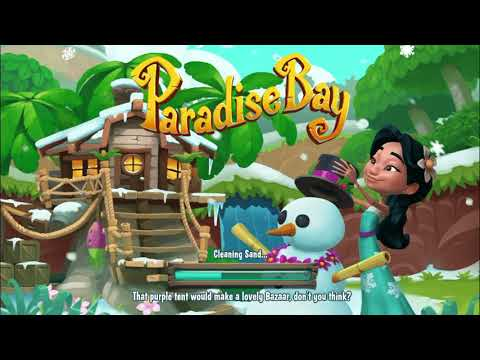 Paradise Bay - GRAND CHRISTMAS EVENT 2017